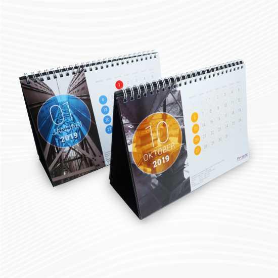 Kalender Meja 7 Lembar AC210 Offset