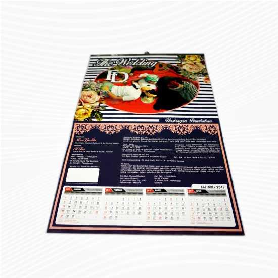 Kalender Dinding 31x48cm Ap120 Offset