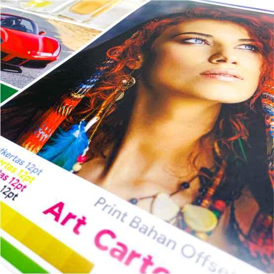 Kalender Poster A3+ Ac210 Gsm Tanpa Minimal Order